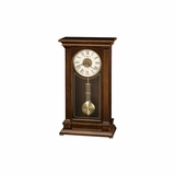 Stafford Cherry Bordeaux Mantel Clock - Howard Miller