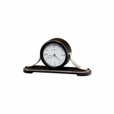 Callahan Quartz Wood and Metal Mantel Clock - Howard Miller