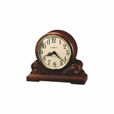 Desiree Mantel Clock in Americana Cherry - Howard Miller