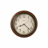 Kalvin Brown Cherry Wall Clock - Howard Miller