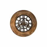 Georgian 33 Oversized Wall Clock - Howard Miller