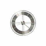 Stapleton 30 Wrought Iron Wall Clock - Howard Miller