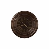 Harrisburg Round Gallery Wall Clock - Howard Miller
