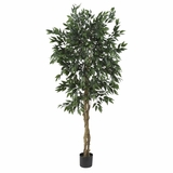 5' Smilax Tree in Green - Nearly Natural - 5266