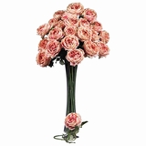 31 Large Rose Stem (Set of 12) - Nearly Natural - 2127-PK