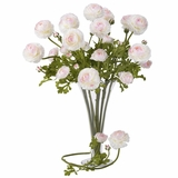 23 Ranunculus Stem (Set of 12) - Nearly Natural - 2108-WP