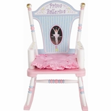Rocking Chair for Kids - Prima Ballerina Rocker - RAB00025