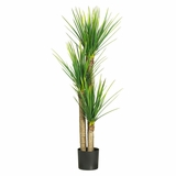 58.5 Yucca Silk Tree in Green - Nearly Natural - 5237