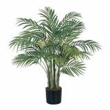 3' Areca Silk Palm Tree in Green - Nearly Natural - 5000