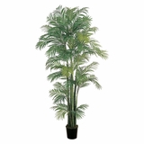 7' Areca Silk Palm Tree in Green - Nearly Natural - 5003