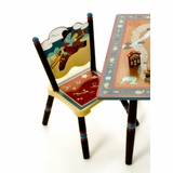 Chair (Set of 2) - Wild West - LOD72002B