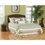 Queen Size Headboard in Cocoa - Cabana Banana - 5402-401