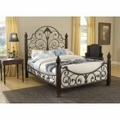 Iron Bed / Metal Bed - Gastone - Hillsdale Furniture