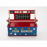 Toy Box - All Star Sports Toy Box Bench - LOD20023