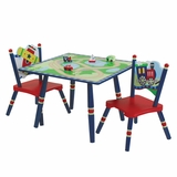 Gettin' Around Chair and Table Set - LOD60002