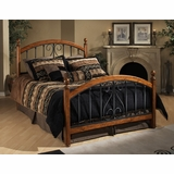 Burton King Size Bed - Hillsdale Furniture - 1258BKR