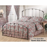 Full Size Bed - Bonita Full Size Metal Bed