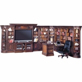 Huntington Entertainment Library Set 3 - Parker House - PARK-HUN-ENTLIB-SET-3