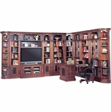 Davinci Entertainment Library Set 3 - Parker House PARK-DAV-ENTLIB-SET-3