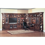 Barcelona Entertainment Library Set 3 - Parker House - PARK-BAR-ENTLIB-SET-3
