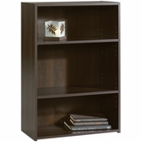 Beginnings 3-Shelf Bookcase Cinnamon Cherry - Sauder Furniture - 409086