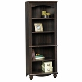 Harbor View Library Bookcase Antiqued Paint - Sauder Furniture - 401633
