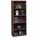 Cornerstone Library Bookcase Classic Cherry - Sauder Furniture - 107395