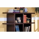 Stackable Bookcase (Set of 2) in Espresso - Coaster