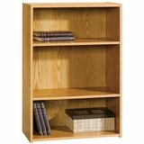Beginnings 3-Shelf Bookcase Oregon Oak - Sauder Furniture - 409087