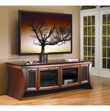 Flat Panel / Flat Screen TV Stand with Mount - Serenade - JSP Furniture - S-50-P-SP