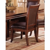 Side Chair (Set of 2) in Cherry - Coaster