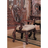 Arm Chair (Set of 2) in Cherry - Coaster - COAST-11010231-SET