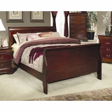 California King Size Bed - Louis Philippe California King Size Bed in Cherry - Coaster - 200431KW