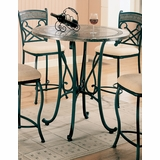 Ardith Counter Height Table - Coaster - 120668