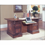 Huntington Executive Desk - Parker House - PARK-HUN-480-3