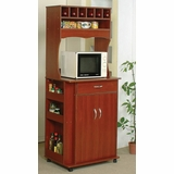 Kitchen Cart - Sterling - 02325