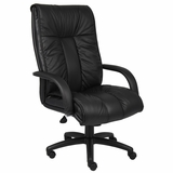 Boss Executive Chair in Italian Leather - B9302