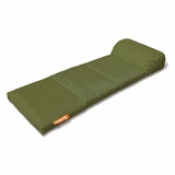Foldable Lounge Mattress - SMOOFF Lounge Cushy - Jungle Green - SML20106JG