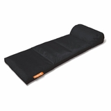 Foldable Lounge Mattress - SMOOFF Lounge Cushy - Stylish Black - SML20106SB
