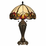 Northlake Table Lamp - Dale Tiffany - TT90235