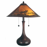 Wilderness Table Lamp - Dale Tiffany - TT80484