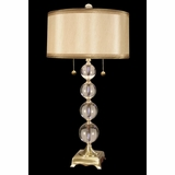 Aurora Crystal Lamp - Dale Tiffany - GT701217