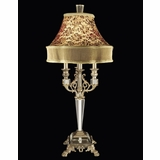 Leyland Crystal Table Lamp - Dale Tiffany - PT80329