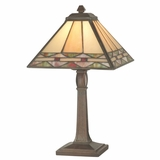 Slayter Accent Lamp - Dale Tiffany - TA70678
