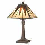 Cooper Accent Lamp - Dale Tiffany - TA70680