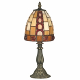 Baroque Accent Lamp - Dale Tiffany - TA70706