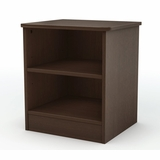 Night Stand in Chocolate - South Shore Furniture - 3159059