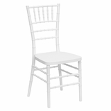 Flash Elegance White Resin Stacking Chiavari Chair - LE-L-7A-WHT-RESIN-GG