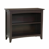 Bookcase in Chocolate - Shaker Cottage - Alaterre - ASCA07CL