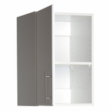 16 Inch Topper and Wall Cabinet with 1 Door - Elite Collection - Prepac Furniture - WEW-1624